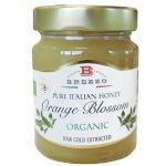 Italian Raw Orange Blossom Honey, Organic - 350g